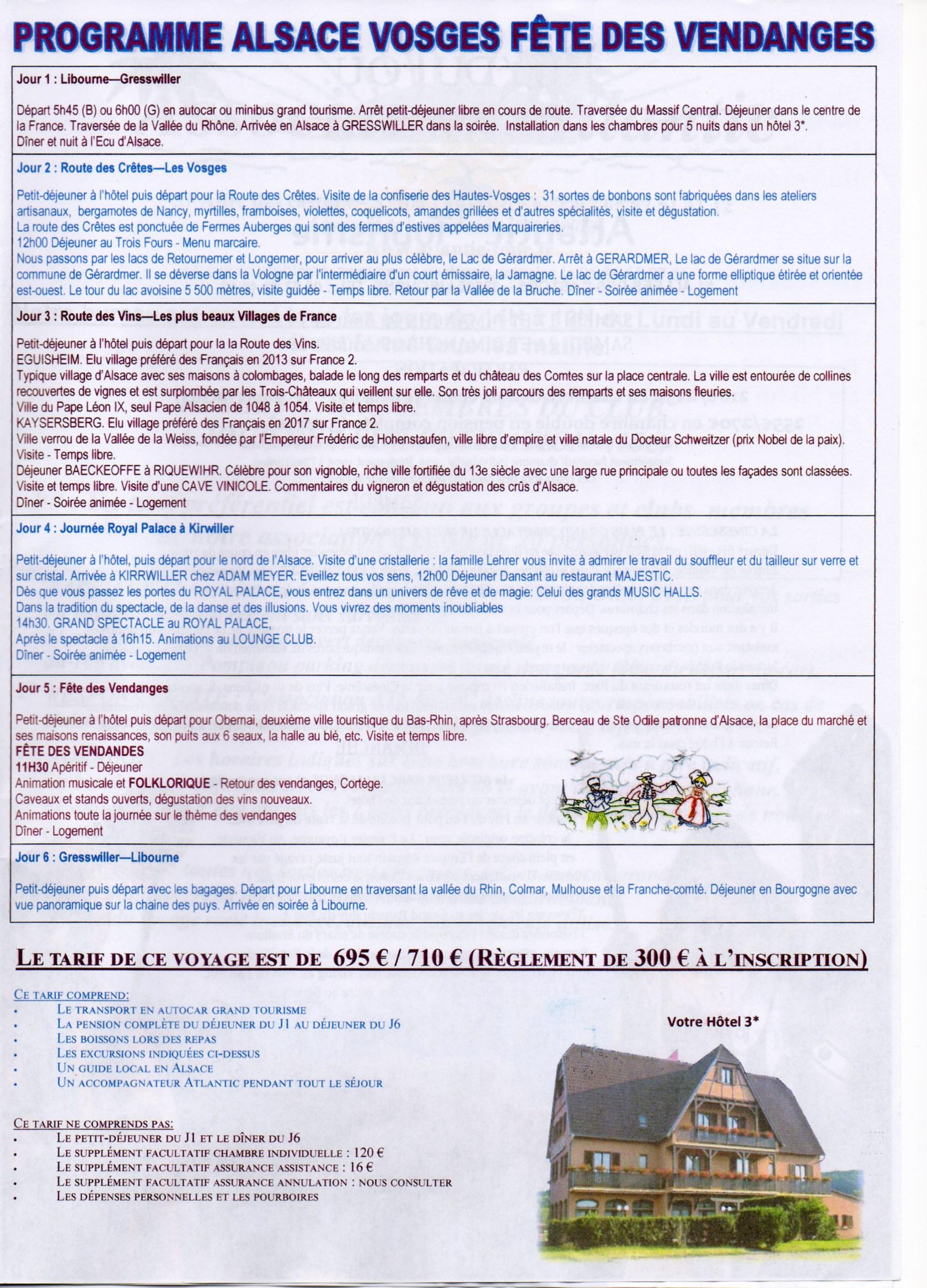 06c34ab9bd2 SAMEDI 12 OCTOBRE   CONCERT  M POKORA à l ARENA de BORDEAUX 78€ 80€. Départ  17H45(B) ou 18H(G). Règlement à l inscription. A20190108
